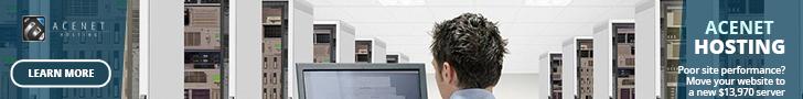 Acenet professional hosting provider