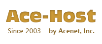 Ace-Host by Acenet-Inc